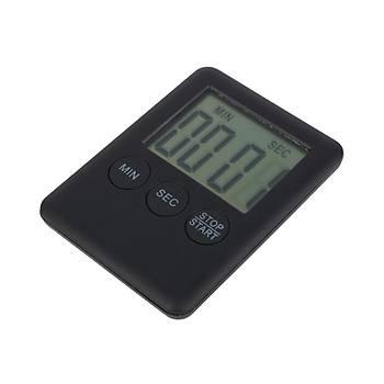 LCD Dijital Mutfak Piþirme Zamanlama Alarmý (Mýknatýslý)