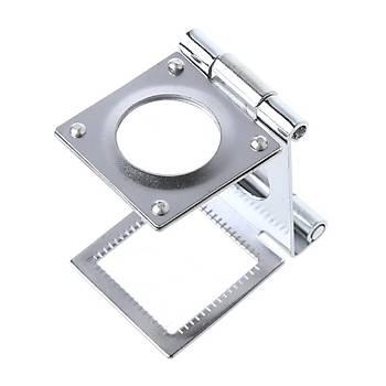 15X Lüp Paslanmaz Çelik Katlanýr Büyüteç Onarým Kuyumcu Tekstil H15