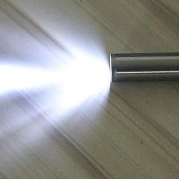 3 in1 500LM Mini USB Þarj Edilebilir LED LZR ve UV & Kalem Fener
