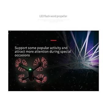 DJI Mavic Pro Düþük Gürültü LED Flaþ Kelime Programlanabilir Pervane
