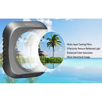 DJI Mavic 2 Pro Kamera Filtre 6 lý Set MCUV CPL ND4 ND8 ND16 ND32