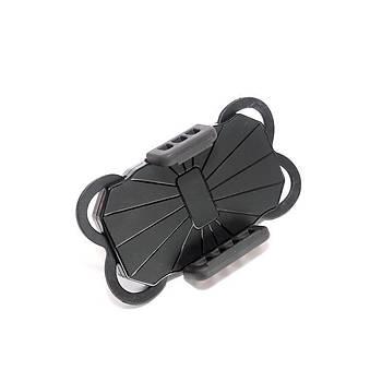 Motorsiklet Bisiklet 360° Telefon GPS Tutucu Açýsý Ayarlanabilir Kaydýrmaz Kelepçe
