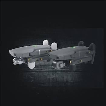 DJI Mavic 2 Pro/Zoom 4 Adet Silikon Motor Toz Geçirmez Koruyucu Kapak