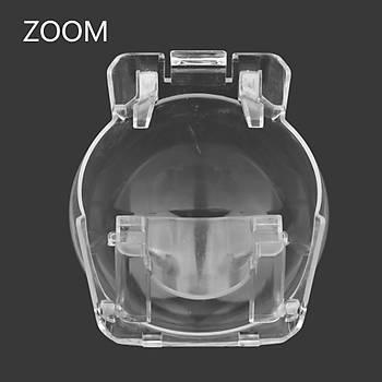 DJI Mavic 2 Zoom Gimbal Þeffaf Kamera Lens Sabitleyici Koruyucu Kapak