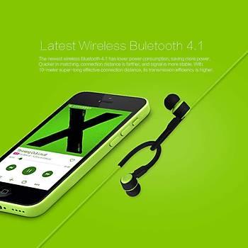 AUSDOM S07 Bluetooth Kulaklýk + Taþýma Çantasý