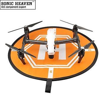DJI Mavic Pro 80cm Hýzlý-Toplanan Ýniþ Ped Helipad RC Drone Quadcopter Helikopter
