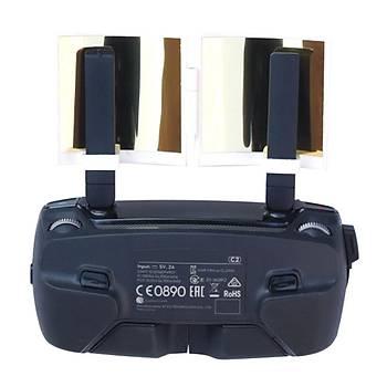 DJI Mavic Pro Mesafe Uzatýcý Sinyal Booster Amplifikatör