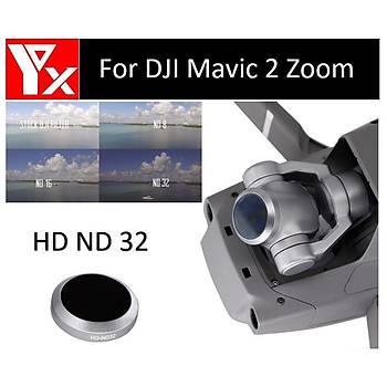 Dji Mavic 2 Zoom Gimbal Kamera Lensi Ýçin HD ND32 Filtre Nötr Yoðunluk