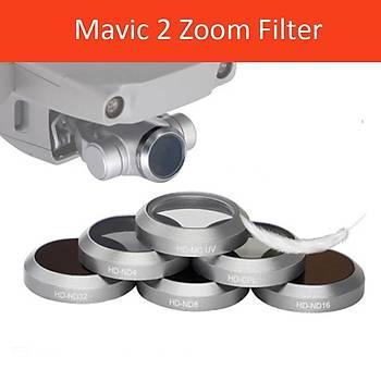 DJI Mavic 2 Pro Zoom Kamera Lens Filtre  UV CPL ND4 ND8 ND16 ND32