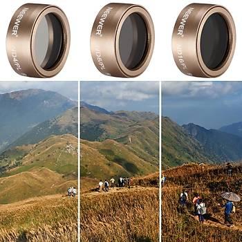 Mavic Pro Alüminyum Filtre Lens ND32
