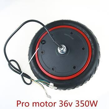M365 Pro Elektrikli Scooter Ýçin 350W Tekerlekli Motor Jant 8.5?