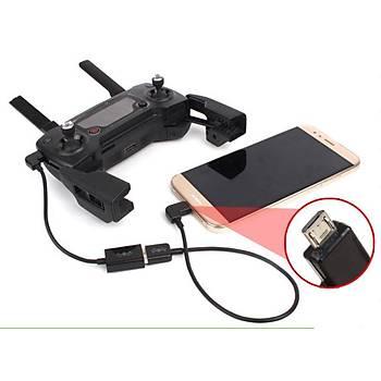 DJI Spark Kumanda Veri Dönüþtürücü Kablo