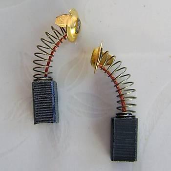 Dremel için 2 x Karbon Fýrça 6.5x7.5x13.5mm   Elektrik Motorlar