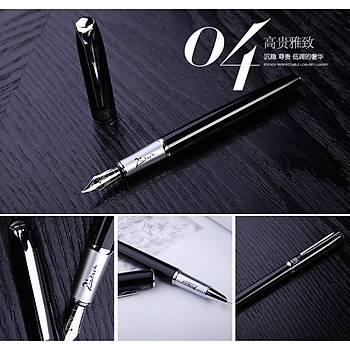 Orijinal Picasso Dolma Kalem 0.5mm Uç Kolay Dolum High-end 916B Siyah