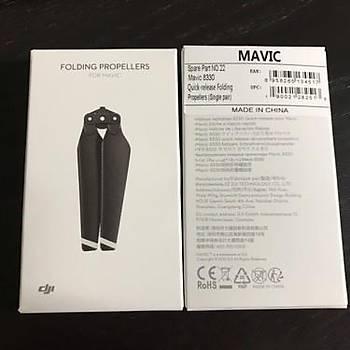 Mavic Pro Karbon Fiber Kompozit 8330 Pervane %100 Orijinal