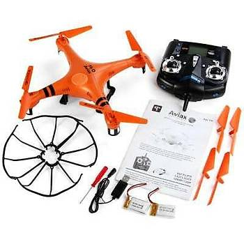 Su Geçirmez H2O Aviax 3D Eversion 4 Kanal DRON