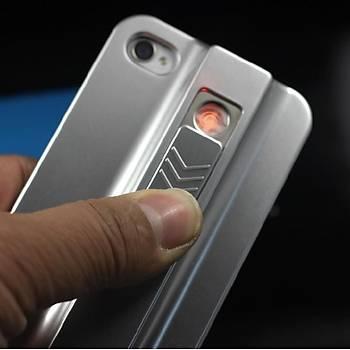 iPhone 5 Resistanslý Alevsiz Çakmaklý Kýlýf