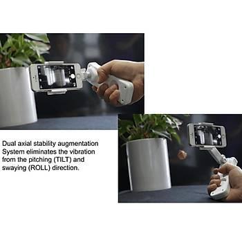 X-cam Sight 2 Selfie El Gimbal 2-Yönlü Sabitleyici Brushless Motorkame