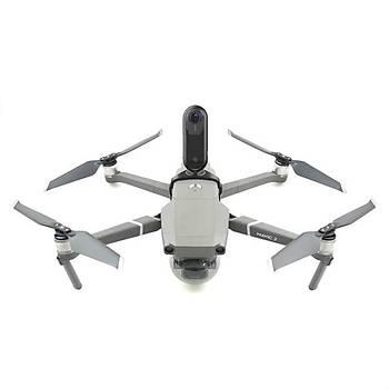 DJI Mavic 2 Zoom 360° Panoramik Kamera Adaptörü Montaj Dirseði