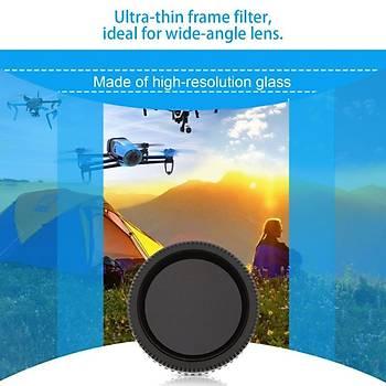 DJI Mavic Air HD-ND4 Cam Filtre Lens Koruma Çok Katmanlý Film Kaplama