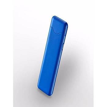 Elektronik Alevsiz Çakmak Parmak Ýzi Dokunmatik Sensör USB Þarjlý