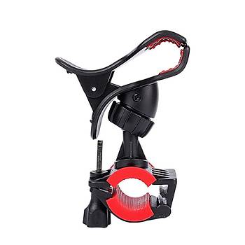 Motorsiklet, Bisiklet Telefon Tutucu Gidon'a Montaj