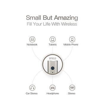 Araç Kiti Bluetooth Aux Stereo Ses Müzik Alýcýsý 2 Telefon Baðlanma 4.2+EDR A2DP