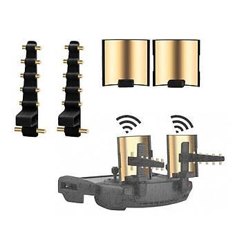 DJI Mavic Mini Kumanda Yagi Anten + Sinyal Güçlendirici Çanak