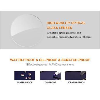 DJI Mavic Pro Platinum Kamera Lens Ýçin 6 lý Filtre Seti MCUV/CPL/ND4/ND8/ND16 /ND32