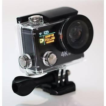 4K H8R EKEN 360 VR WiFi Aksiyon Kamera ve Saat