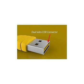 REMAX DREAM Data ve Þarj Kablosu Çift Yönlü USB