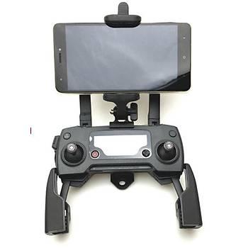 DJI Mavic 2 Pro Kumanda Ön Telefon Tutucu Braket