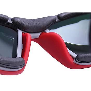 Motosiklet UV400 Güneþ Gözlüðü Balýkçýlýk Spor Sürüþ Bisiklet Turuncu Çerçeve Mavi Mercury Lens