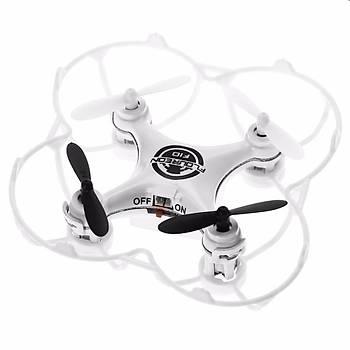 Mini RC Quadcopter UFO Dron 2.4 GHz Verici 4CH