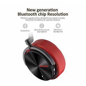 BLUEDIO T5 Bluetooth HiFi Kulaklýk 116dB
