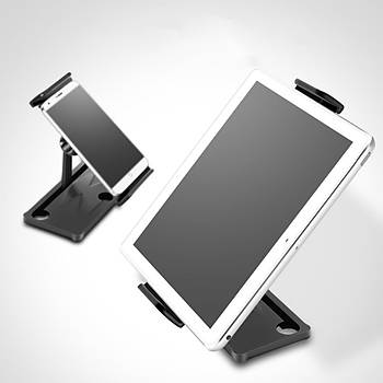 DJI Mavic 2 Zoom Uzaktan Kumanda 360° Dönebilen Tablet Tutucu 4-12 inch
