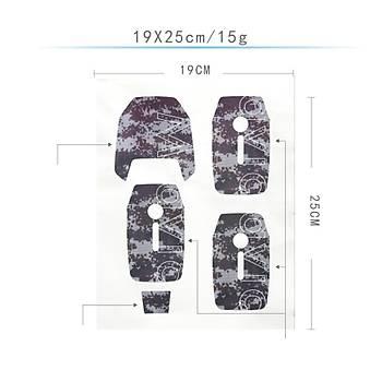 Mavic Pro PVC Su Geçirmez Kaplama Etiket Desen J