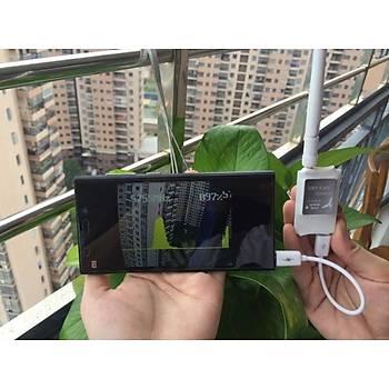 FPV Mini 5.8G 150CH Mini FPV Alýcý OTG VR Android Telefon