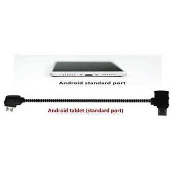 DJI Mavic 2 Pro Kumanda Android Tablet USB Veri Kablosu