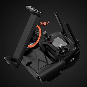 DJI Mavic 2 Pro Uzaktan Kumanda 360° Dönebilen Tablet Tutucu 4-12 inch