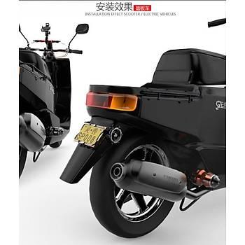 Motosiklet CNC Alüminyum Alaþým Takoz Motor Koruma Anti Crash