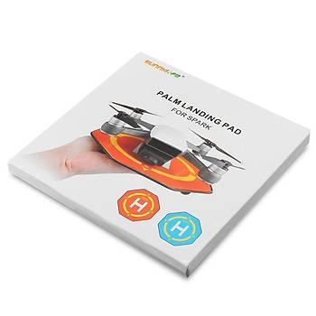 DJI Spark Avuç Mini Ýniþ Ped 17 CM Kaydýrmaz Taþýnabilir Drone Park