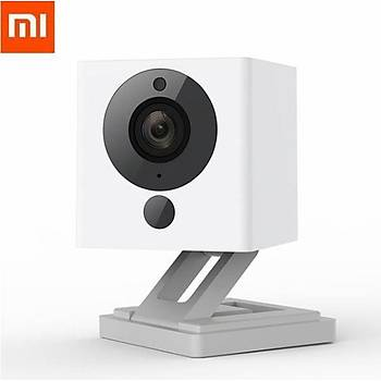 Xiaomi 8x dijital zoom gece görüþ wifi ip smart 1080P kamera