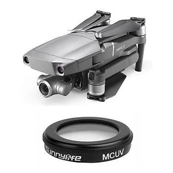 DJI Mavic 2 Zoom Kamera Lens Filtresi Çok Katmanlý MCUV