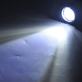 UV Led fener 3 Ayrý Renk Beyaz Kýrmýzý Mor Zoom Ayarlý