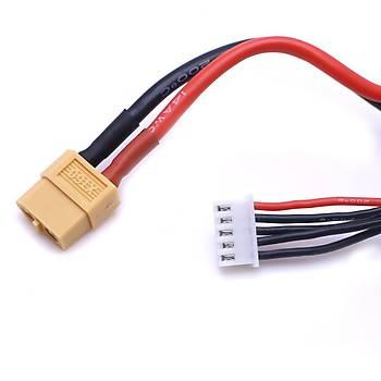 LiPo Pil 14.8 V 1500mAh 4S 40C Max 60C XT60 Sarý Konnektör