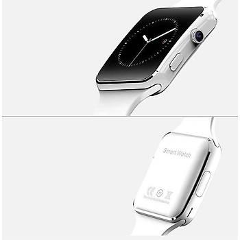 Akýllý Kameralý Saat Dokunmatik Ekran Android IOS SIM TF Desteði