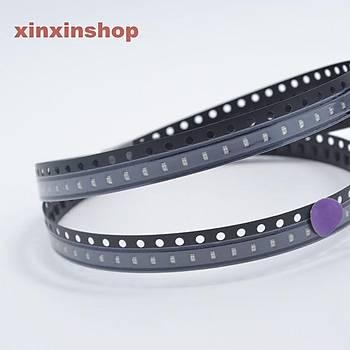 UV MOR SMD Chip 0603 Süper Parlak LED Diyot