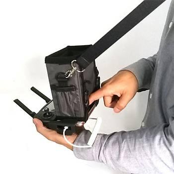 DJI Mavic Air için 4.7 Inç Telefon Güneþ Gölgelik Boyun Askýsý