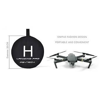 SPARK Drone 55cm Güvenli Ýniþ Ped Önlük